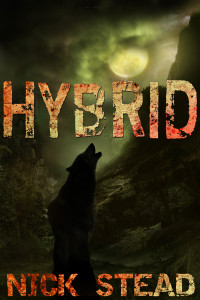 Hybrid book front cover